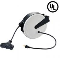 China UL 3 outlet indoor use cord reel factory