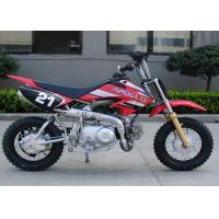 Buy cheap Red Dirt Bike Motorcycle Automatic Transmission 50cc Mini Cool Dirt Bikes from Wholesalers