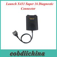 Buy cheap Higher Quality Launch X431 Super 16 Diagnostic Connector from Wholesalers