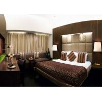 King Size Commercial Hotel Furniture , Hotel Room Furnishings