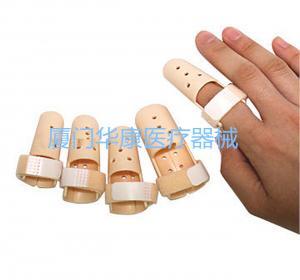 Buy cheap Oil Resistant Finger Support Splint , FS 05 Trigger Finger Splint from Wholesalers