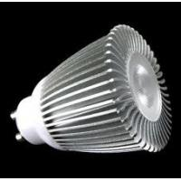 Buy cheap 85 To 130V AC ,180 To 260V Warm White 4.5W High Power Dimmable GU10 LED Spotlights Bulbs from Wholesalers