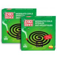 China Active Low Smoke Mosquito Repellent Coil , Anti Dengue Mosquito Coil on sale