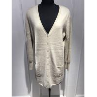 Buy cheap Breathable Long Women'S Cardigan With Pockets Spring / Autumn / Summer Season from Wholesalers