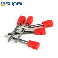 China Tungsten Carbide Drill Reamers Tools Router Bits Strainght Flute CNC Machine For Metal factory