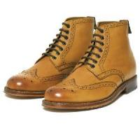 Buy cheap Leather Footwear (AFL 011) from Wholesalers