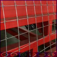 China 1500mm width deer fence weaving machine made in china factory
