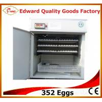Buy cheap CE Approved Hot Selling Fully Automatic Industrial Egg Incubator for sale(352 from wholesalers