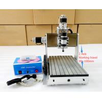 China 3 Axis Desktop Ball Screw 3020 Z Axis Mini CNC Router Engraver Drilling And Milling Machine on sale