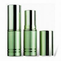China Lipstick Tube with 72mm Height and 19.5mm Diameter, Customized Colors are Accepted factory
