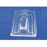 Buy cheap Environmentally Friendly Vacuum Thermoforming Products 2 Compartment Food Tray from Wholesalers