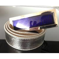 Buy cheap Silver belt with Flashing LED message belt bucke from Wholesalers