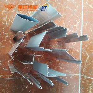 China Aluminium China manufacturer powder coated aluminium louvers profile / exterior aluminum shutters factory