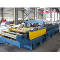Buy cheap Automatic Hydraulic Cutting Cold Roll Forming Machine for Sandwich Panel from Wholesalers