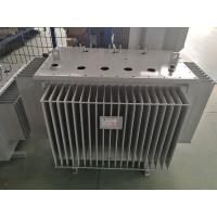 S(B)H15-M 33kv Sealed Type Transformer , Three Phase Amorphous Alloy Transformer