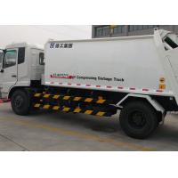 China Collecting Refuse Rear Loader Garbage Truck factory