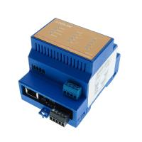 China 512 MHz Dimmer Switch Module Din Rail 24 VDC Integrated Lighting Controller Linux System on sale