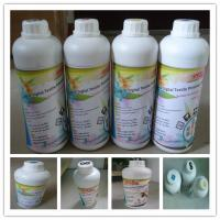 Buy cheap CMYK Water Based Dye Sublimation Ink Four Colors For Indoor / Outdoor Advertising from Wholesalers