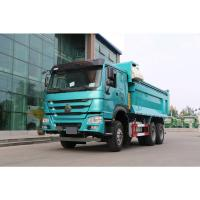 Buy cheap New Style Diesel 6x4 10 Wheel 12ton Capacity Cargo sinotruk howo dump truck philippines from Wholesalers