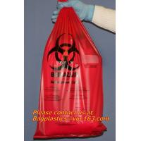 China Clinical supplies, biohazard,Specimen bags, autoclavable bags, sacks, Cytotoxic Waste Bags factory