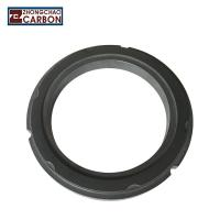 Buy cheap Customized Notched Carbon Graphite Seal Rings In Shaft Seal Leaking from wholesalers