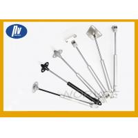 Custom Steel Small Gas Struts With Ball End , Gas Support Struts For Cupboard