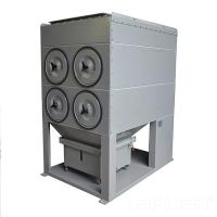 China China High Quality Industrical Vertical Cartridge Dust Collector factory
