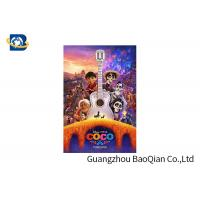 China Anime Design 3D Lenticular Poster Printing / Customized 3D Lenticular Wall Art on sale