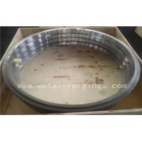 China DIN 1.4301 Round Stainless Steel Forging Solution Heat treatment Rough Turned factory