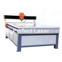 China Heavy Steel Computer Controlled CNC Router / CNC Glass Engraving Machine on sale