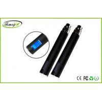 Buy cheap Variable Voltage VV Ego E Cigarette , Glass Globe Vaporizer 2.5ohm from Wholesalers