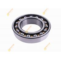 Quality PTFE Cage Ball Screw Support Bearing , Brass Cage Single Row Ball Bearing 3313 for sale
