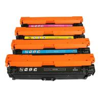 China Replacement for Canon CRG-322 CMYK Colour Toner Cartridges factory