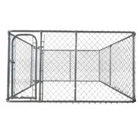 China Q235 / Q195 Steel Temporary Dog Fence Panels For Industrial Sites Easy Assemble on sale