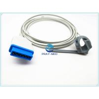 Buy cheap TS-F4-GE Datex Ohmeda S / 5 Adult Spo2 Sensor Peidatric 11 Pin Medical TPU Material from Wholesalers