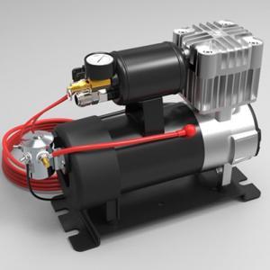 China 90PSI Heavy Duty CE Air Suspension Compressor factory