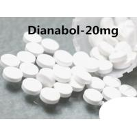 Buy cheap Healthy Dianabol 20mg Legal Oral Steroids Pills For Bodybuilding Pharmaceutical Grade from Wholesalers