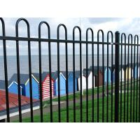Buy cheap Hairpin Heavy Duty Wire Mesh Fence Panels Hoop Top / Bow Top Railings Steel Materials from Wholesalers
