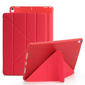 China Auto Wake PU Leather Case Kickstand Smart Tablet Covers factory