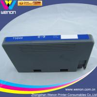 China compatible cartridge for Epson T5846 T5852 one time cartridge with chip factory