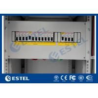 Buy cheap Rack Mount PDU Power Distribution Unit For Thermostatic Roadside Cabinets Surge Protection from Wholesalers