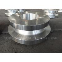 China SA182-F51 S31803 Duplex Stainless Steel Ball Valve Forging Ball Cover Forgings Blanks factory