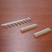 China 0.098-inch Pitch Board-in Connectors with Withstand Voltage of 800V AC factory