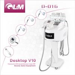 Buy cheap D-016 Desktop V10 Velashape Machine / home cellulite treatment machines from Wholesalers