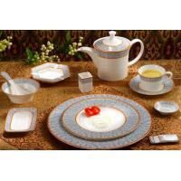 China bone china dinner set for export with higher cost performance made in china factory