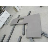 China Quartz Stone Countertops Outdoor Stone Kitchen Granite Kitchen Worktops White on sale