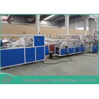 Buy cheap Energy Saving Plastic Profile Production Line With Infrared Tracking Device from Wholesalers