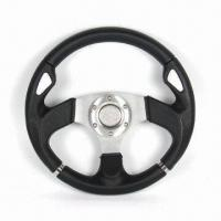 China Car Steering Wheel with Adjustable Height, Packed in Gift Box factory