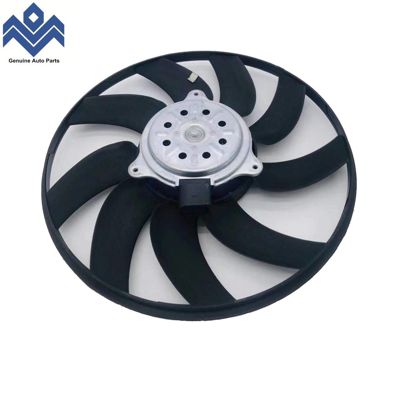 China 12V Engine Cooling Parts Radiator Cooling Fan Assembly Fits For Audi A4 A5 8K0 959 455 G Q on sale