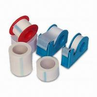 China Medical Tapes, Available in Different Materials factory